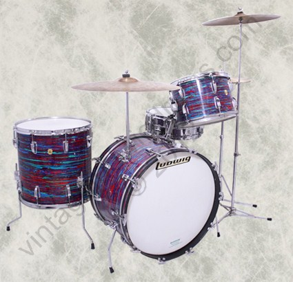 Classic Ludwig Drum Sets Ludwig Super Classic Drums