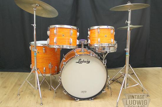 Vintage Ludwig Classic Large Drum Lug D419