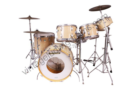1976 Ludwig Classic Maple Cortex